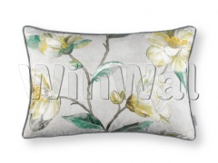 Ткани Romo - Japonica Embroidery Cushion Cypress Romo