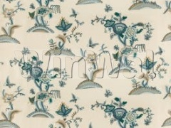 Ткани Lee Jofa - Cambria Crewel - Slate/Teal - Fabric 2018138.355.0 Lee Jofa