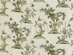 Ткани Lee Jofa - Cambria Crewel - Jade/Olive - Fabric 2018138.233.0 Lee Jofa
