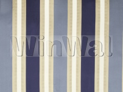Ткани Beacon Hill - Leblon Stripe Navy 241808 Beacon Hill