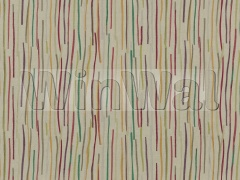 Ткани Mulberry Home - FIESTA STRIPE / RED/GREEN FD769.V117 Mulberry Home