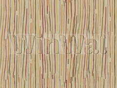 Ткани Mulberry Home - FIESTA STRIPE / RED/SIENNA FD769.V165 Mulberry Home