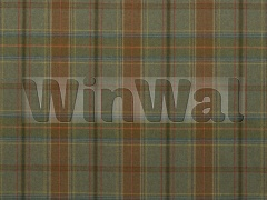 Ткани Mulberry Home - SHETLAND PLAID / LOVAT FD344.R106 Mulberry Home