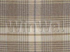 Ткани Mulberry Home - LONDON CHECK / BEG/BLU FD542.K129 Mulberry Home