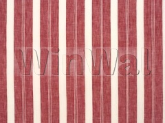 Ткани Mulberry Home - ANTIBES STRIPE / LGHT RE FD520.V139 Mulberry Home