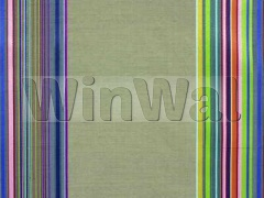 Ткани Mulberry Home - SAMBA STRIPE / SILVER FD507.J125 Mulberry Home