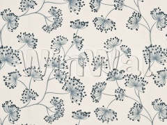 Ткани Mulberry Home - MEADOW LINEN / SOFT BLUE FD671.G104 Mulberry Home