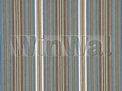 Ткани Mulberry Home - MERRIPEN STRIPE / TEAL/LEAF FD680.R11 Mulberry Home
