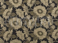 Ткани Mulberry Home - SUNFLOWER WEAVE / BURNT UMBER FD575.A25 Mulberry Home