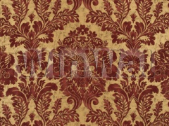 Ткани Mulberry Home - FRESCO DAMASK / TERRACOTTA/GOLD FD255.M104 Mulberry Home