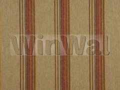 Ткани Mulberry Home - TWELVE BAR STRIPE / SAGE/SAND/WINE FD614.S114 Mulberry Home