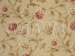 Ткани Mulberry Home - GILDED PEONY / LINEN/PINK FD252.K65 Mulberry Home