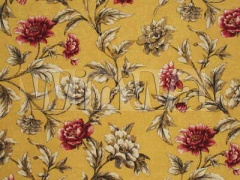 Ткани Mulberry Home - GILDED PEONY / SOFT YELLOW/PINK FD252.T67 Mulberry Home