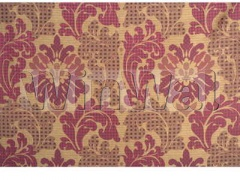 Ткани Mulberry Home - PATCHWORK DAMASK SILK / RUSSETT FD591.V55 Mulberry Home