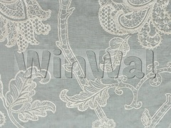 Ткани Colefax&Fowler - Lace Tree Old Blue Colefax&Fowler
