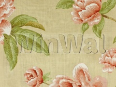 Ткани Colefax&Fowler - Giselle Red/Green Colefax&Fowler