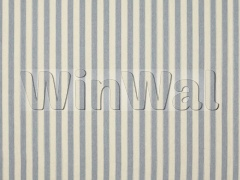 Ткани Colefax&Fowler - Waltham Stripe Old Blue Colefax&Fowler