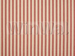 Ткани Colefax&Fowler - Waltham Stripe Red Colefax&Fowler