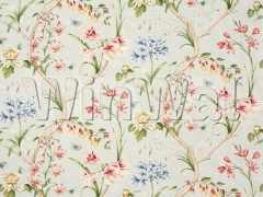 Ткани Colefax&Fowler - Jessica Old Blue Colefax&Fowler