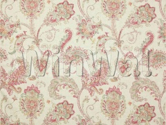 Ткани Colefax&Fowler - Cassius Red/Green Colefax&Fowler