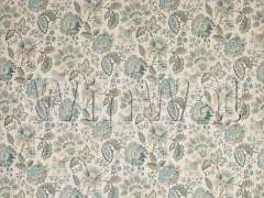 Ткани Colefax&Fowler - Corrigan Teal Colefax&Fowler