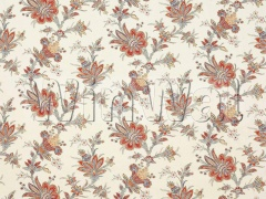 Ткани Colefax&Fowler - Rosella Red/Blue Colefax&Fowler