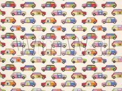 Ткани Jane Churchill - Pop Cars Multi Jane Churchill