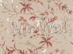 Ткани Zoffany - Chambalon Trail Sunstone/Linen 322653 Zoffany