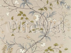 Ткани Zoffany - Chambalon Trail Mercury/Platinum Grey 322655 Zoffany