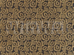 Ткани Zoffany - Suzani Embroidery Antique Gold/Vine Black 332979 Zoffany