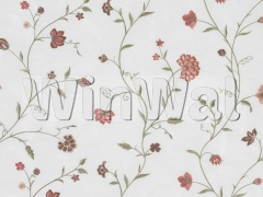 Ткани James Hare - Climbing Floral Ivory James Hare