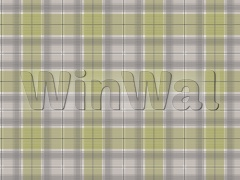 Ткани Edinburgh Weavers - Highlights-Tartan Green Edinburgh Weavers