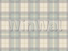 Ткани Edinburgh Weavers - Highlights-Tartan Natural Edinburgh Weavers