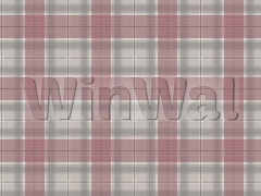 Ткани Edinburgh Weavers - Highlights-Tartan Red Edinburgh Weavers