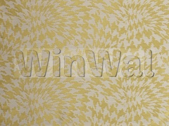 Ткани Edinburgh Weavers - Jigsaw Mustard Edinburgh Weavers