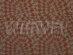 Ткани Edinburgh Weavers - Jigsaw Orange Edinburgh Weavers