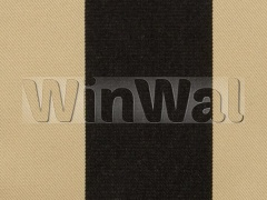 Ткани Glant - GLANT OUTDOOR STRIPE III :: Cashew/Black 9857 Glant