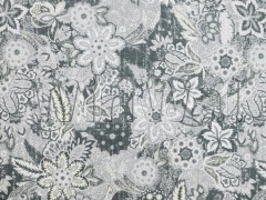 Ткани RM Coco - Hillwood Garden / Pewter RM Coco