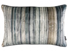 Ткани Black Edition - Tomoko Velvet 60cm x 40cm Cushion Oxide RBC121/01 Black Edition