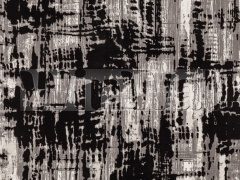 Ткани Black Edition - Jackson Flock Wallcovering Charcoal W371/02 Black Edition