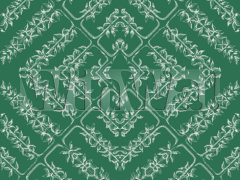 Ткани Bradley - Flora Tile Evergreen Fabric Bradley