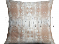 Ткани Bradley - Tortoise Shell Terracotta Grey Pillow Bradley