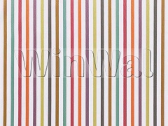 Ткани Camengo - MAYARO RAINBOW FANCY/WHITE Camengo