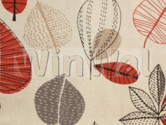 Ткани Prestigious Textiles - Maple  Red Berry - 5935/369 Prestigious Textiles