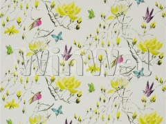 Ткани Designers Guild - MADAME BUTTERFLY II - ACACIA FDG2365/01 Designers Guild