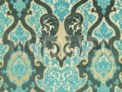 Ткани Designers Guild - CABRIOLE - TURQUOISE F1493/08 Designers Guild