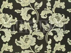 Ткани Designers Guild - ROMA - BLACK AND WHITE FT1528/03 Designers Guild