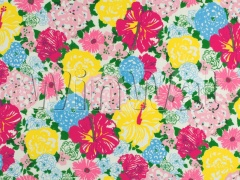 Ткани Lee Jofa - HERITAGE FLORAL II MULTI 2016103.573 Lee Jofa
