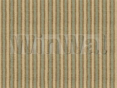 Ткани Lee Jofa - VIZIER STRIPE SEA/UMBER 2013106.613 Lee Jofa