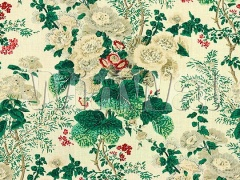 Ткани Lee Jofa - ALTHEA PRINT IVORY 879026.LJ Lee Jofa